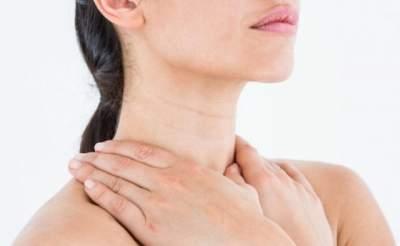 Названы главные признаки проблем с щитовидкой
