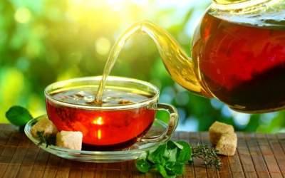 Этот чай может быстро снизить артериальное давление