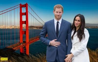 Принц Гарри и Меган Маркл неожиданно переезжают в США