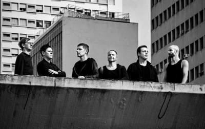 Rammstein выпустила безымянный альбом