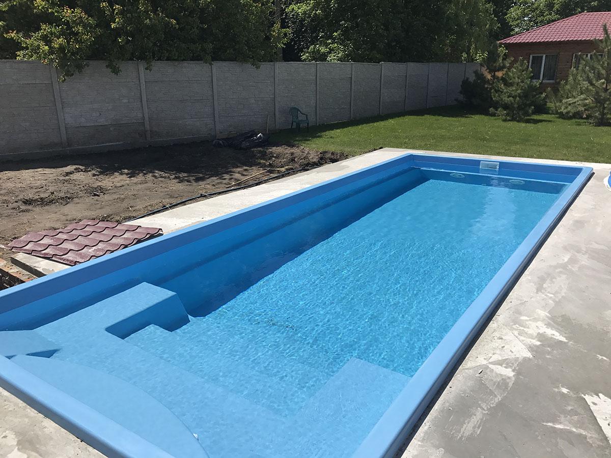 Продажа бассейнов из крепкой основы в интернет-магазина vashbas.com